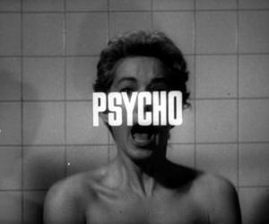 Psycho and movie image