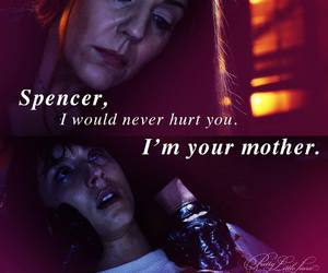 pretty little liars, spencer, and mary drake image