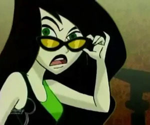 cartoon, icon, and shego image