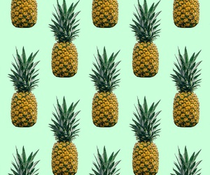 pineapple and backgrounds image