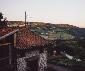 countryside, vintage, and indie image