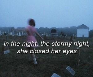 sad and night image