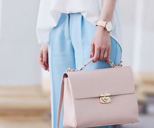 bags, classic, and fashion image