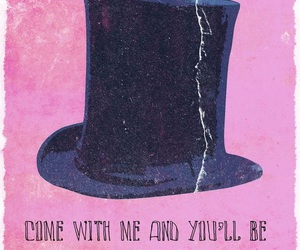 imagination, hat, and Willy Wonka image