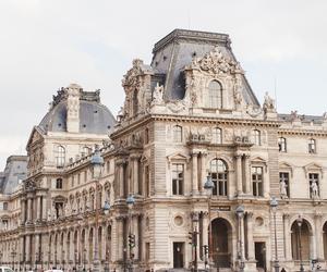 travel, paris, and places image