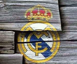 real madrid, team, and love image