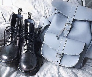 bag, shoes, and style image