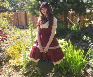 baby the stars shine bright, lolita, and lolita fashion image