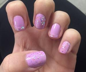 nail art, nails, and pastel image