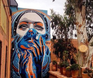 art, contemporary art, and grafiti image