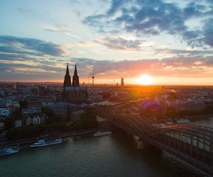 cologne, city, and home image