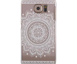 case, galaxy, and henna image