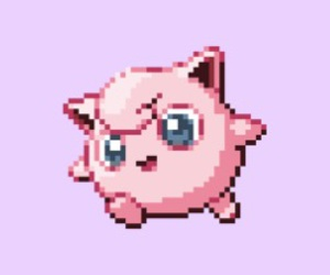 jigglypuff, kawaii, and nintendo image