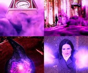curse, once upon a time, and purple image