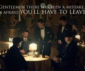 quote, peaky blinders, and thomas shelby image