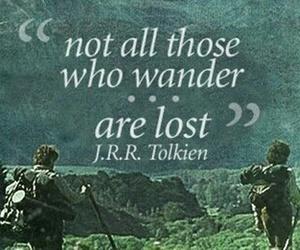 LOTR, hobbit, and tolkien image
