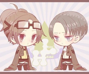 chibi, otp, and anime couples image