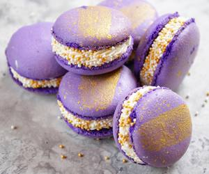 food, purple, and yummy image