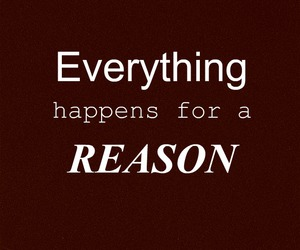 everything, happens, and messages image