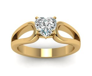 gold engagement rings and womens wedding rings image