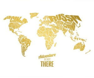 adventure, background, and gold image