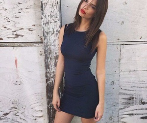 dress, alllook, and fashion image