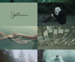 slytherin and hogwarts image