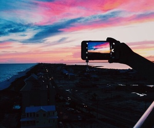 sky, beautiful, and photography image