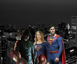 arrow, Supergirl, and lockscreens image