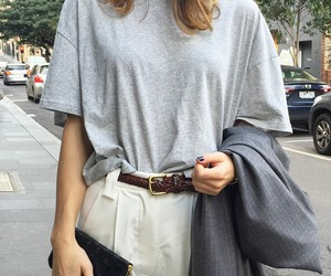 fashion, belt, and clothes image