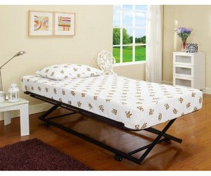 daybeds, kids beds, and pop up trundle image