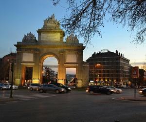 madrid city image