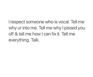 quotes, vocal, and respect image