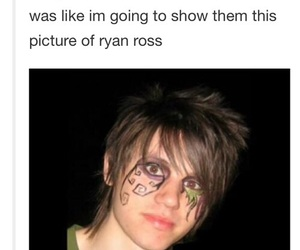P!ATD, ryan ross, and 2006 image