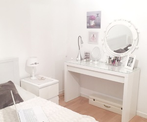 ikea, room, and schlafzimmer image