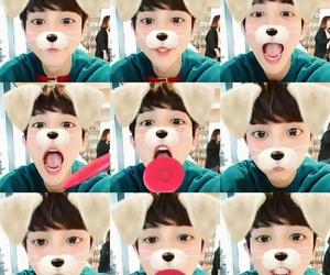 exo, chanyeol, and boy image