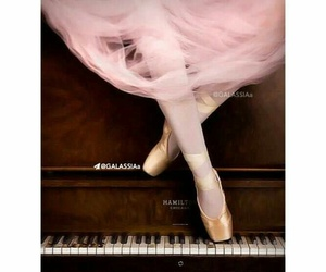 dance and piano image