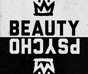 beauty, wallpaper, and Psycho image