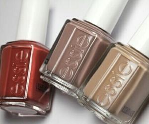 nail polish, nails, and essie image