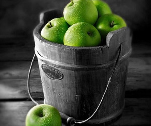 amazing, apples, and art image