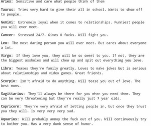 zodiac signs facts aries image