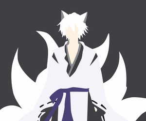 anime, minimalist, and inu x boku ss image
