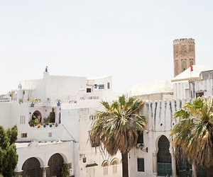 morocco, travel, and tangier image