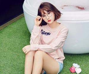 eunha, 은하, and jung eunbi image