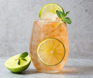 alcohol, booze, and cocktail image