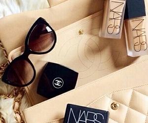 bag, fashion, and makeup image