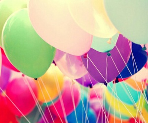 birthday, colors, and dp image