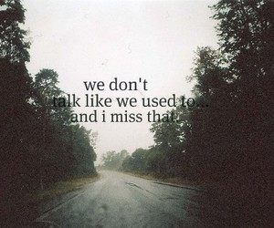 miss you talk text image