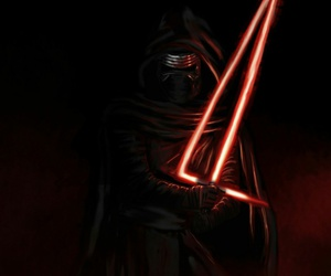 4th of july, sith, and kylo ren image