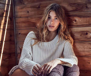model and cami morrone image